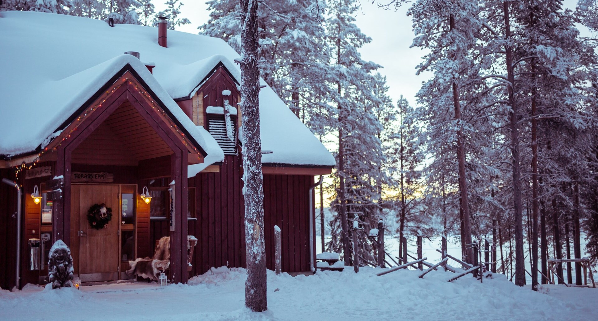 Harriniva Hotels & Safaris - Muonio