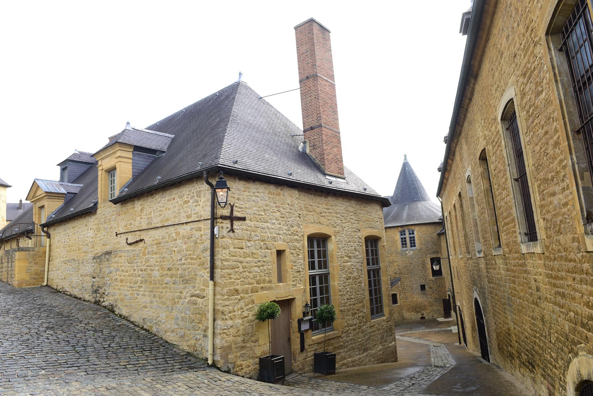 Le Château Fort - Sedan
